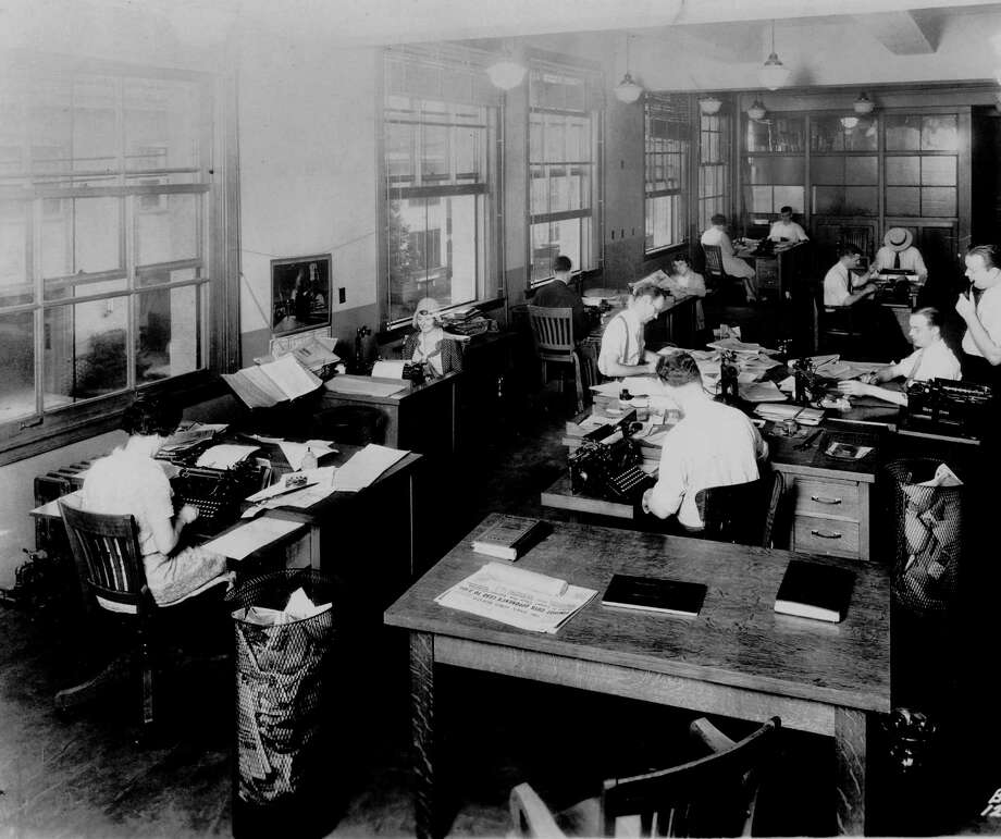 The Beaumont Enterprise, recognized by the Texas State Historical Survey Committee as Southeast Texas' oldest business, has been serving the region since 1880. Since 1998, the Enterprise annually has been recognized as one of the top medium-sized newspapers in Texas and five other states.  Enterprise file photo.