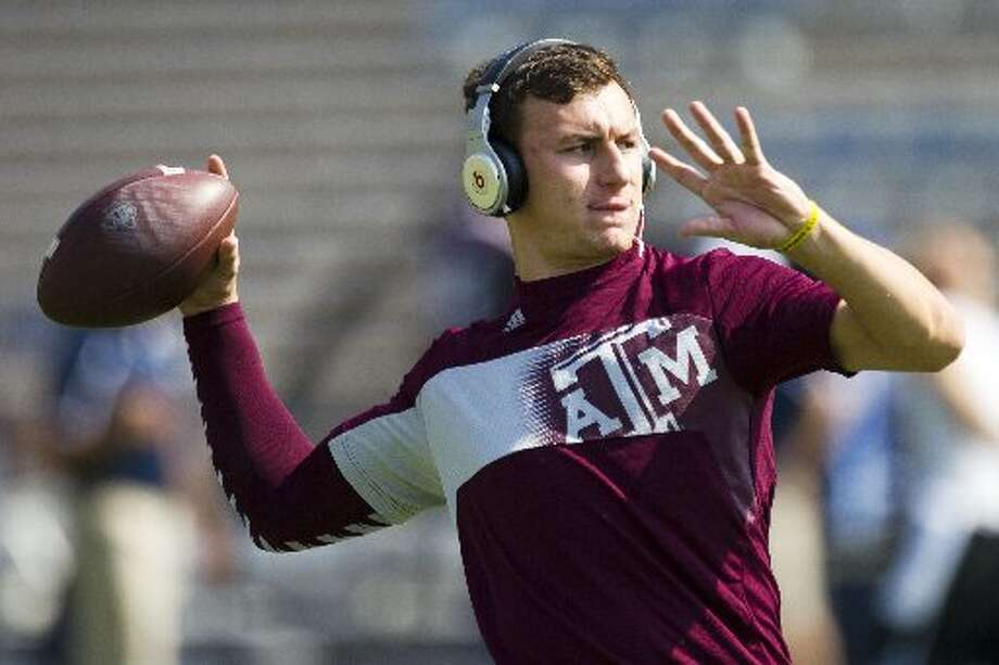 According to a new report, Johnny Manziel's substance-abuse issues were prevalent during his time at Texas A&M.Click through the gallery to relive Manziel's highs and lows in football. Photo: Brett Coomer, Houston Chronicle
