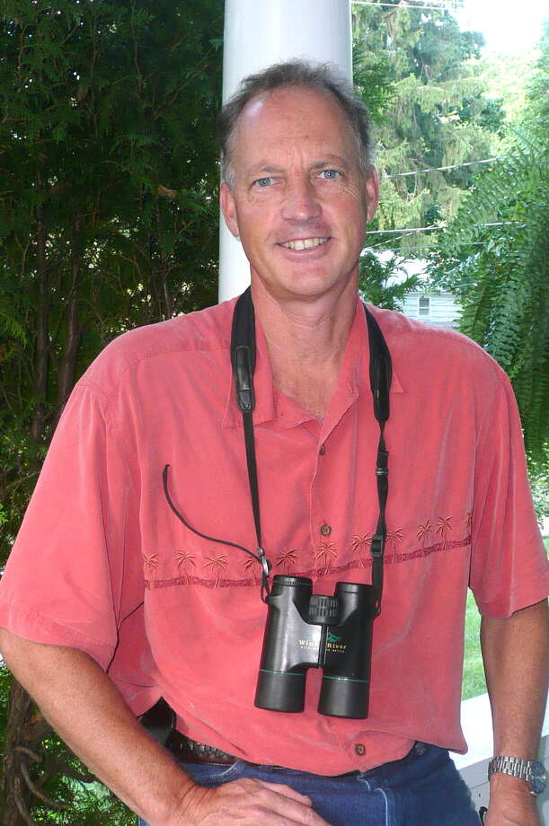 Alexander  Alex  Brash, an 18-year resident of Riverside, has been tapped as the new president of the Connecticut Audubon Society, one of the oldest organizations in the state, dating from 1898. Photo: Greenwich Time