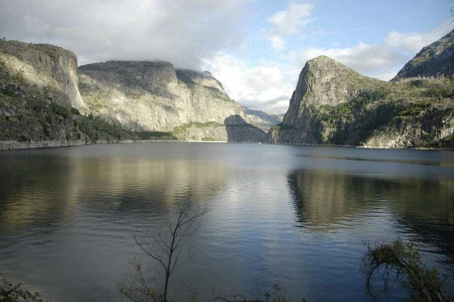 How most people see Hetch Hetchy on driving trips to the O'Shaughnessy Dam Photo: Courtesy Kari Cobb