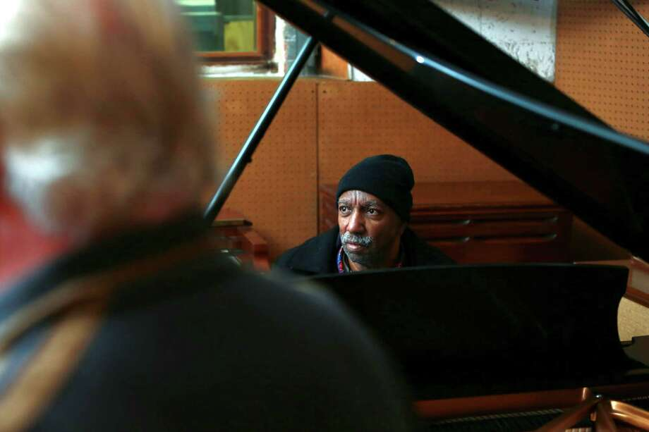 """Songwriter Barrett Strong has had his name struck from copyright documents for """"Money (That's What I Want),"""" Motown's first national hit. Photo: FABRIZIO COSTANTINI, STR / NYTNS"""