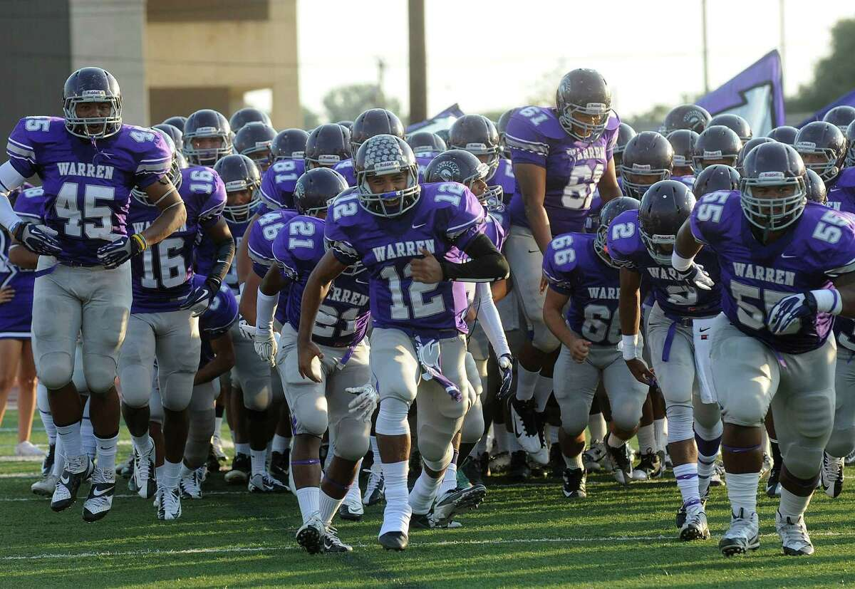 No. 20 Warren Warriors Record 5-4 6A Region IV District 28 Opponents with a winning record: 4 Week 9 result: W - Clark 49, Warren 56 Week 9 rank: N/R