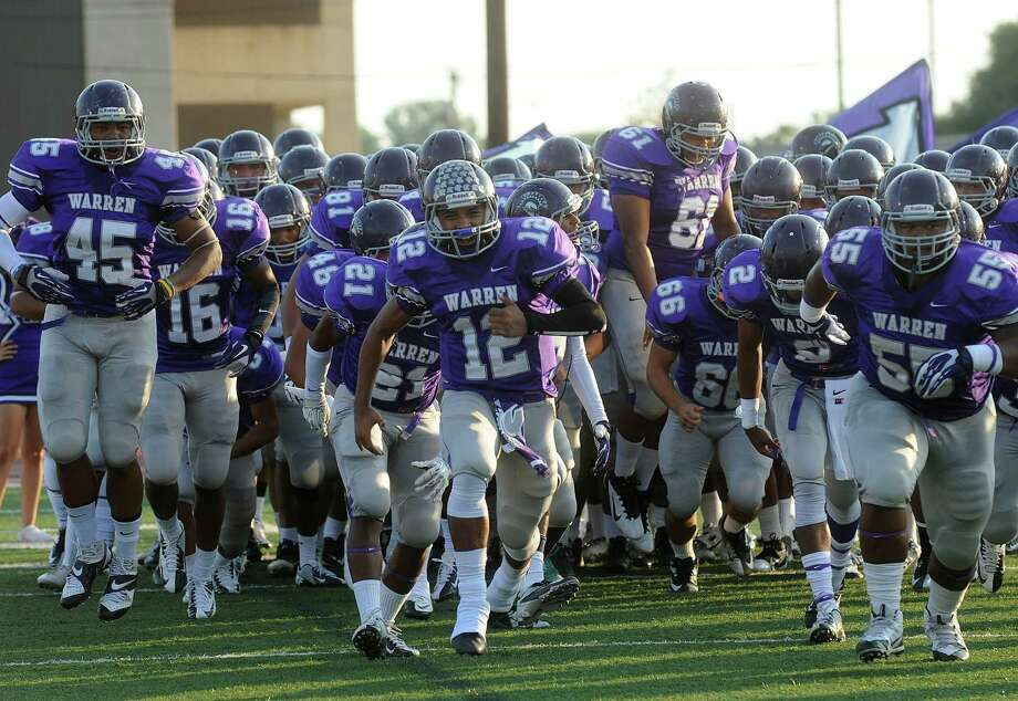 No. 20 Warren Warriors
