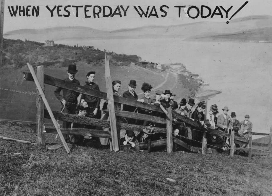 Settlers, April 9, 1934.