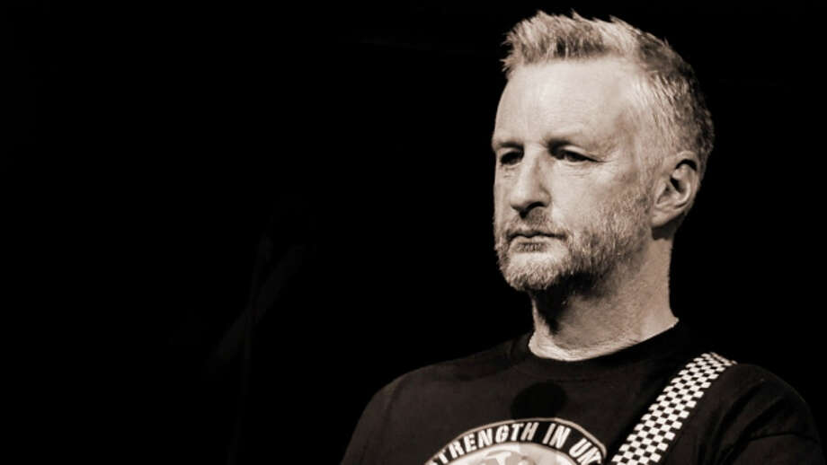 Billy Bragg Photo: ANTI-