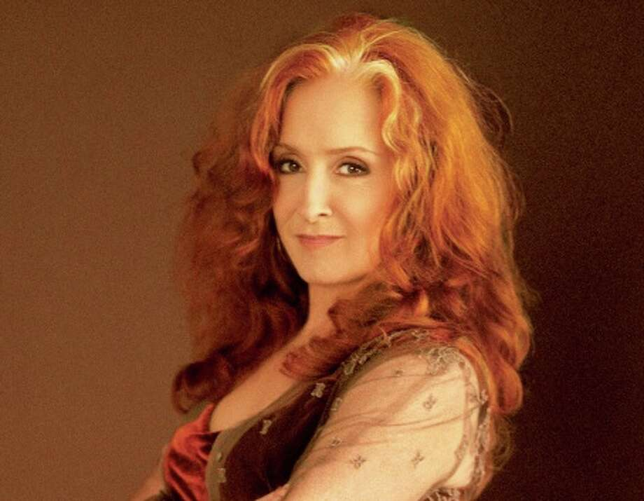 Bonnie Raitt Photo: Capitol Records