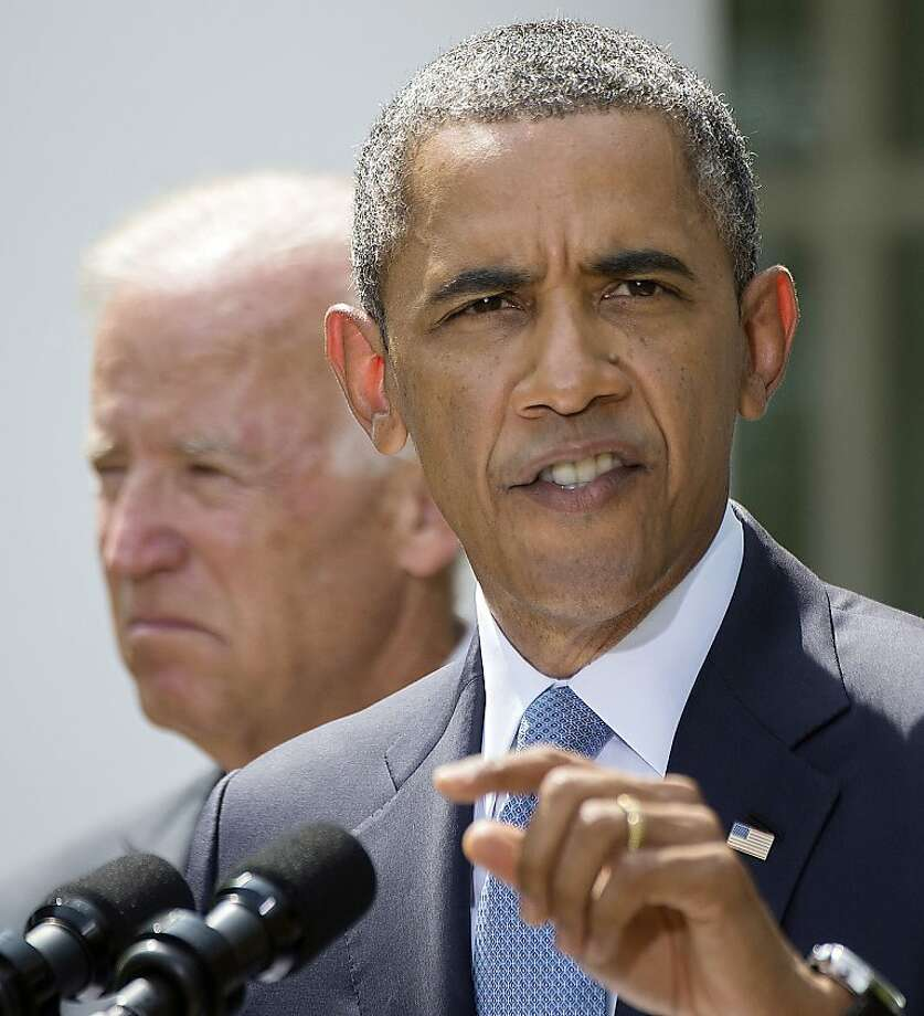 President Obama is seeking approval to attack Syria. Photo: Jim Watson, AFP/Getty Images