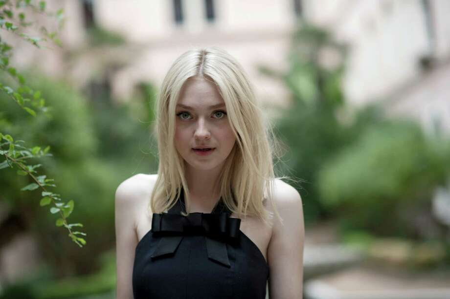 VENICE, ITALY - SEPTEMBER 01:  Actress Dakota Fanning during a portrait session at the 70th Venice International Film Festival on September 1, 2013 in Venice, Italy. Photo: Gareth Cattermole, Getty Images / 2013 Getty Images