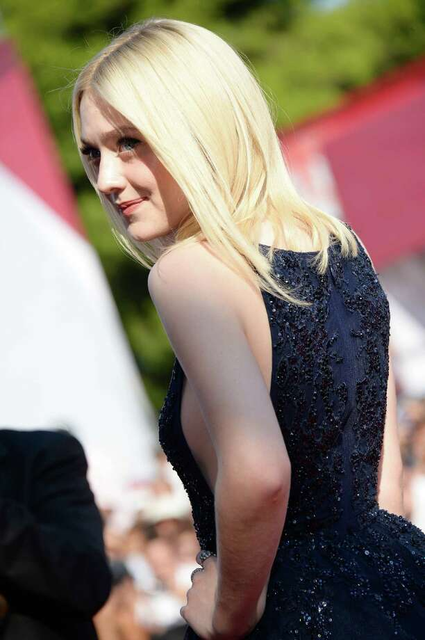 VENICE, ITALY - AUGUST 31:  Actress Dakota Fanning attends 'Night Moves' Premiere during the 70th Venice International Film Festival at the Palazzo del Cinema on August 31, 2013 in Venice, Italy. Photo: Pascal Le Segretain, Getty Images / 2013 Getty Images