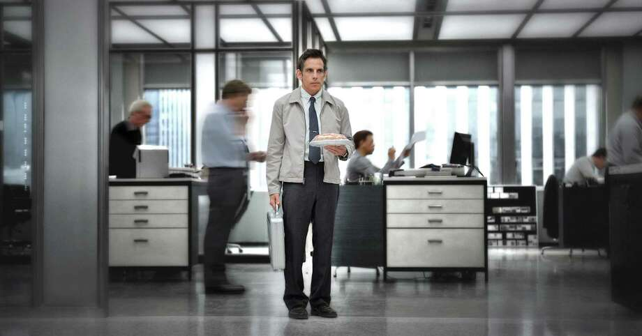 "This film image released by 20th Century Fox shows Ben Stiller in ""The Secret Life of Walter Mitty."" Photo: AP"