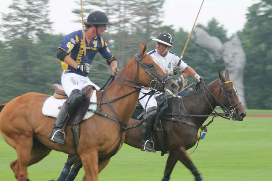 Were you SEEN at the Greenwich Polo Club: Airstream vs. Heathcote on Sunday, Sept 1st, 2013 Photo: P. Ha-Stevenson / Hearst Connecticut Media Group