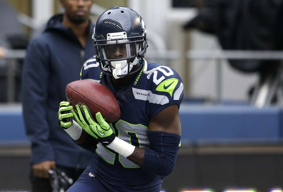 #20 | Jeremy Lane, cornerbackAge: 23 | 6-foot-0, 190 pounds | College: Northwestern State (La.) Second year in NFL | Second year with SeahawksIt's tough to snag a roster spot on the Seattle Seahawks as a cornerback, but Lane got it done again this preseason. He played in 13 games last season and started in place of Brandon Browner when Browner was suspended. This year, he'll continue to back up for Browner and Richard Sherman as the much-hyped Seahawks vie for a trip to the Super Bowl. Photo: Elaine Thompson, Associated Press