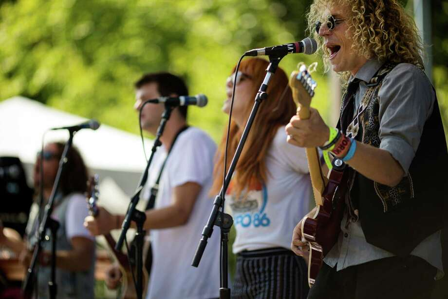 The Mowgli's perform on the second day of the annual Bumbershoot arts and music festival Sunday, September 1, 2013, at Seattle Center in Seattle. The festival continues Monday. Photo: JORDAN STEAD, SEATTLEPI.COM / SEATTLEPI.COM