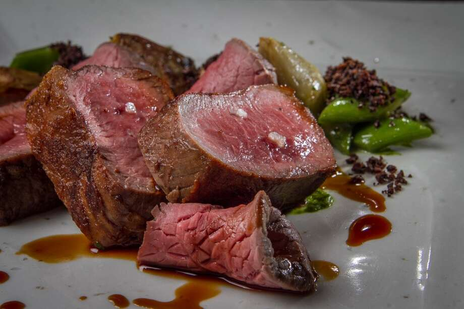 The Herb-Roasted Lamb at Michael Mina in San Francisco. Photo: John Storey, Special To The Chronicle