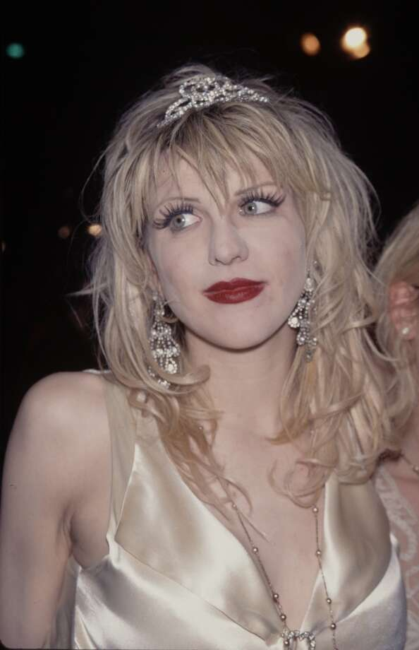 "Courtney Love at the height of her ""kinderwhore"" period that defined the grunge women's look in the 1990s. Photo: Time & Life Pictures, Time Life Pictures/Getty Images"
