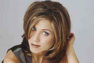 "Jennifer Aniston as Rachel Green on ""Friends."" The 'do that launched a thousand magazine covers (and made Aniston  the show's breakout star) was as ubiquitous to '90s style as novelty mouse pads."