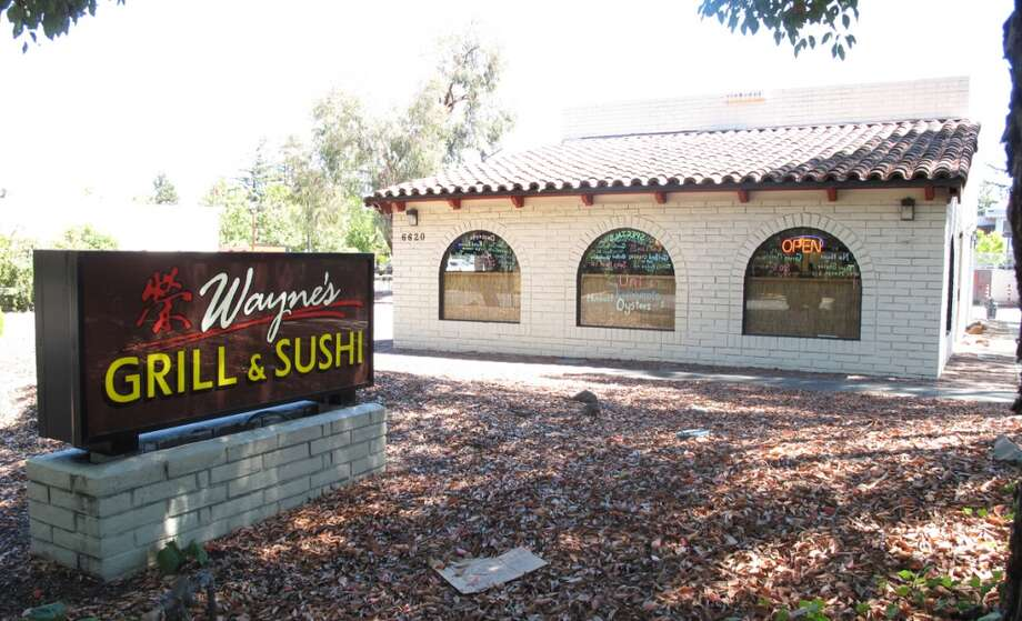Wayne's Grill & Sushi gets the award for deception. It still looks like a Taco Bell outside but looks nothing like a fast food place once you walk in. Thanks to Jason Mancebo for the tip. Photo: Peter Hartlaub, The Chronicle