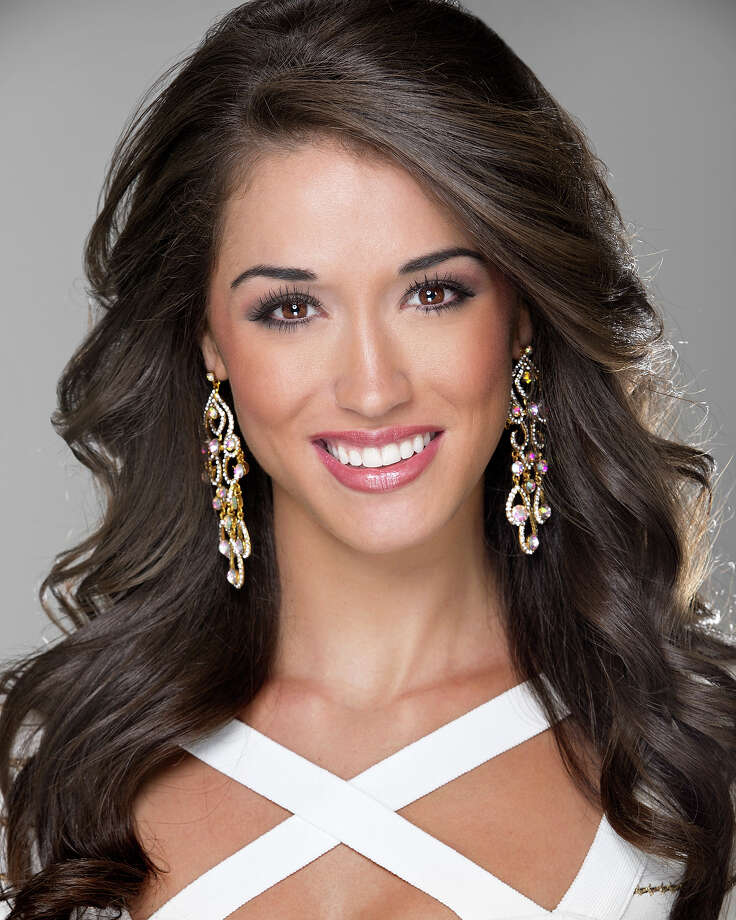 Miss Florida:Myrrhanda Jones, 22Hometown: GainesvilleEducation: University of FloridaPlatform Issue: Comfort For Kids, Inc.Talent: Baton Twirling Photo: Deanna Meredith, Courtesy Of Miss America Organization