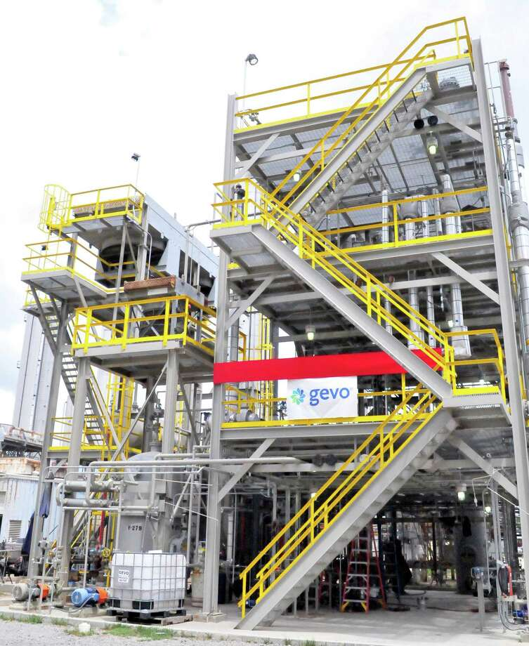 A ribbon cutting was held Aug. 26 at Gevo's bio-paraxylene and bio-jet plant at South Hampton Resources in Silsbee. Photo: Cassie Smith