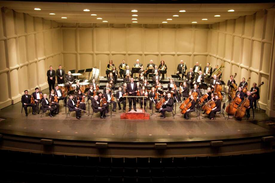 The Symphony of Southeast Texas kicks off the 61st season on Sept. 14 at the Julie Rogers Theatre.  Enterprise file photo Photo: Courtesy Of SOST