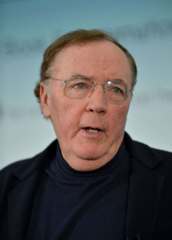 6. Author James Patterson, $91 million. Photo: Vallery Jean, WireImage