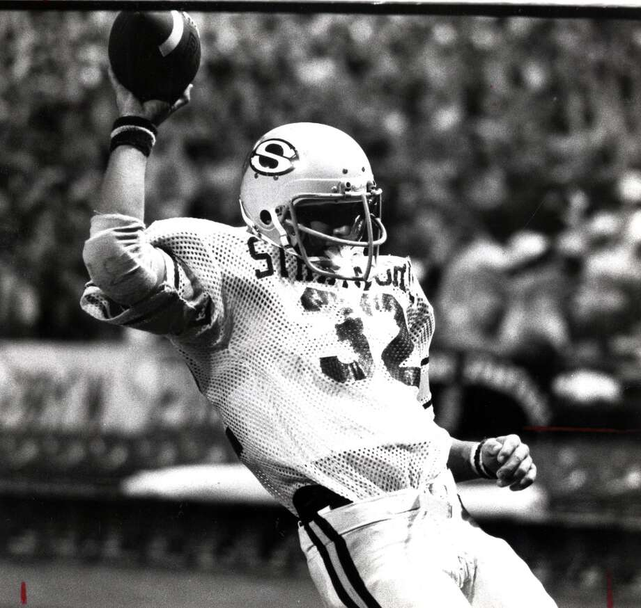 Former Stratford High School running back Craig James is pictured in 1978. Photo: Houston Chronicle
