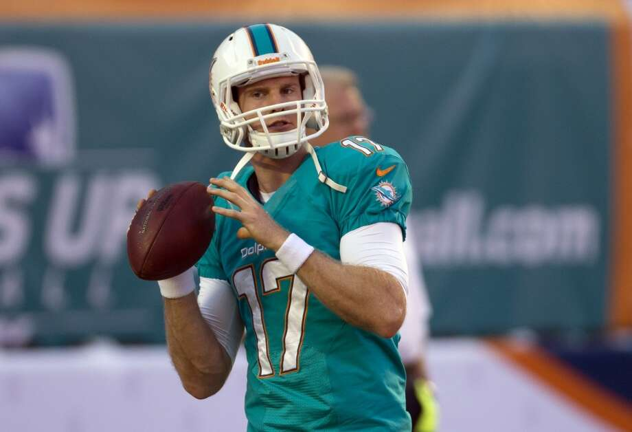19. Dolphins (1-0)Last week: 18  Not often does a team run 23 times for 20 yards and still win by 13 as the Dolphins did at Cleveland. Photo: J. Pat Carter, Associated Press