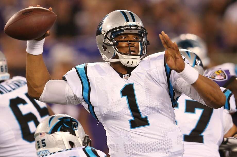 23. Panthers (0-1)Last week: 21  What a horrendous performance at home by Cam Newton and his offense in the five-point loss to Seattle. Photo: Rob Carr, Getty Images