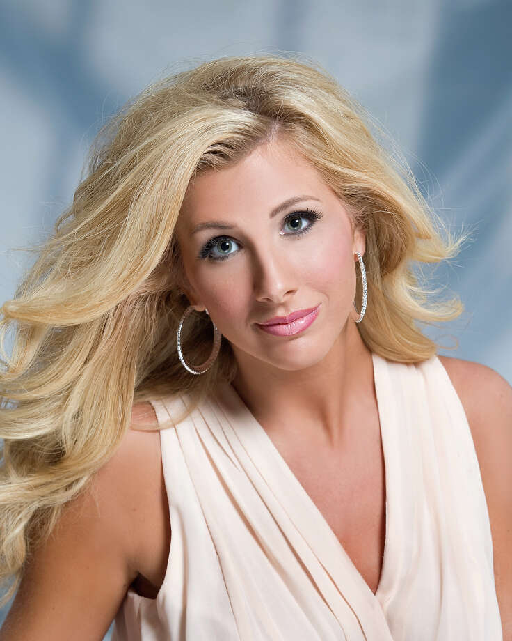 Miss Arkansas: Amy Crain, 23Hometown: Hot SpringsEducation: University of ArkansasPlatform Issue: Bullying: Prevention and RecoveryTalent: Contemporary clogging Photo: Courtesy Of Miss America Organization