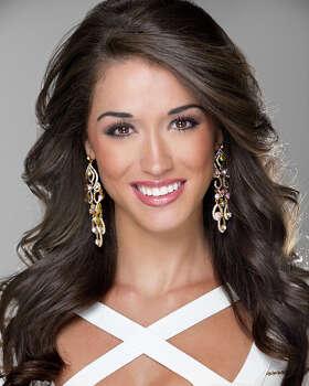 Miss Florida: Myrrhanda Jones, 22Hometown: GainesvilleEducation: University of FloridaPlatform Issue: Comfort For Kids, Inc.Talent: Baton Twirling Photo: Deanna Meredith, Courtesy Of Miss America Organization