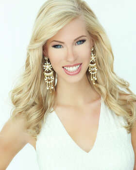 Miss Iowa: Nicole Kelly, 23Hometown: KeokukEducation: University of Nebraska- LincolnPlatform Issue: The Power of OneScholastic Ambition: To obtain a Master's Degree in Theatre ManagementTalent: Vocal Photo: Courtesy Of Miss America Organization