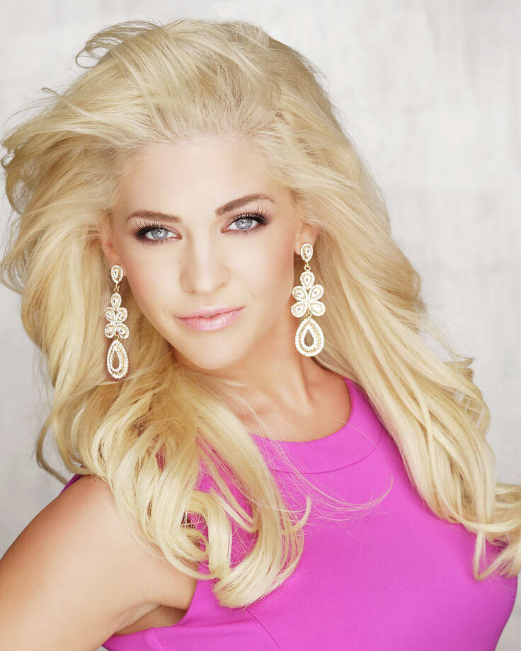 Miss Kansas:Theresa Vail, 22Hometown: ManhattanEducation: Kansas State UniversityPlatform Issue: Empowering Women; Overcoming Stereotypes and Breaking BarriersScholastic Ambition: To obtain a Doctor of Dental Surgery DegreeTalent: Vocal Photo: Courtesy Of Miss America Organization