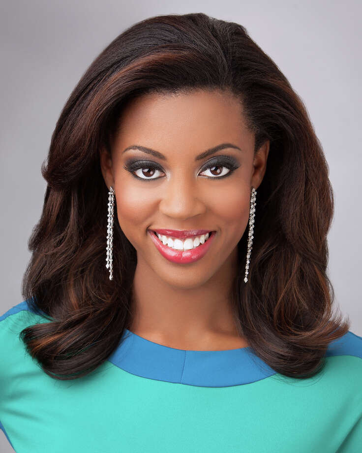 Miss Texas: Ivana Hall, 23Hometown: Cedar HillEducation: Texas Woman's UniversityPlatform Issue: HIV/AIDS Education and ResourcesScholastic Ambition: To aquire a Bachelor's Degree in GovernmentTalent: Vocal Photo: Courtesy Of Miss America Organization