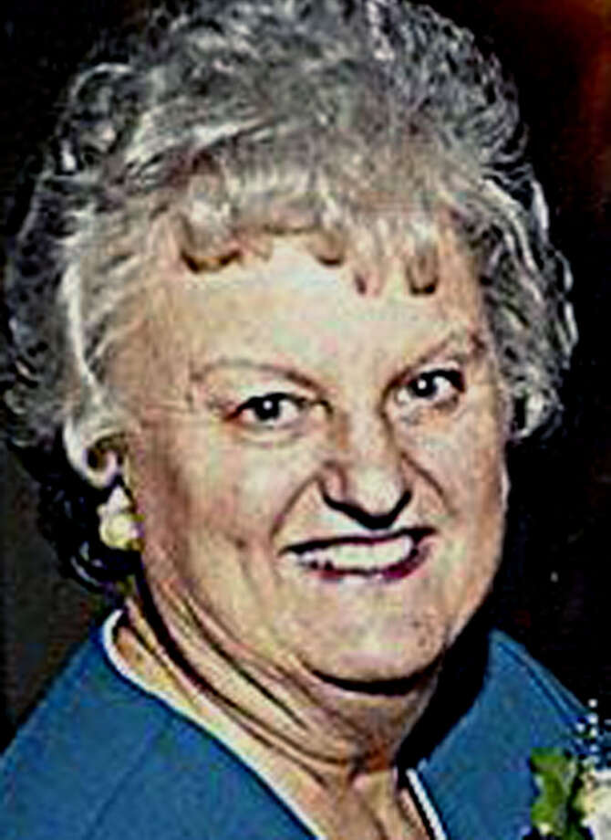 Judith Elwell Olear, 86, died Aug. 23, 2013, at New Milford Hospital. Judy was the wife of John Olear for 60 years. She was born June 7, 1927, in New Haven, the daughter of the late William B. Elwell and Lucy Ives (Stevens) Elwell. Photo: Contributed Photo