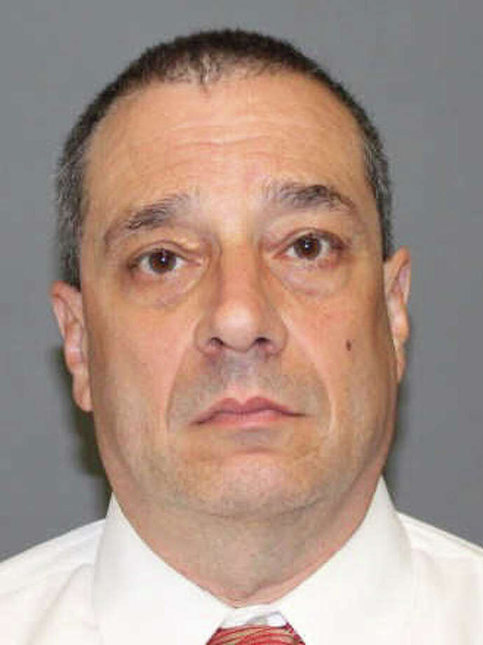 Peter DeGregorio, 56, of Moritz Place, was charged with two counts of stalking. Photo: Contributed Photo / Fairfield Citizen