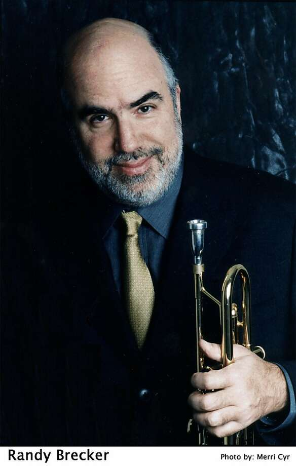 Trumpeter Randy Brecker joins Eddie Henderson and others in the United Trumpet Summit next week at Yoshi's in S.F. Photo: Merri Cyr.