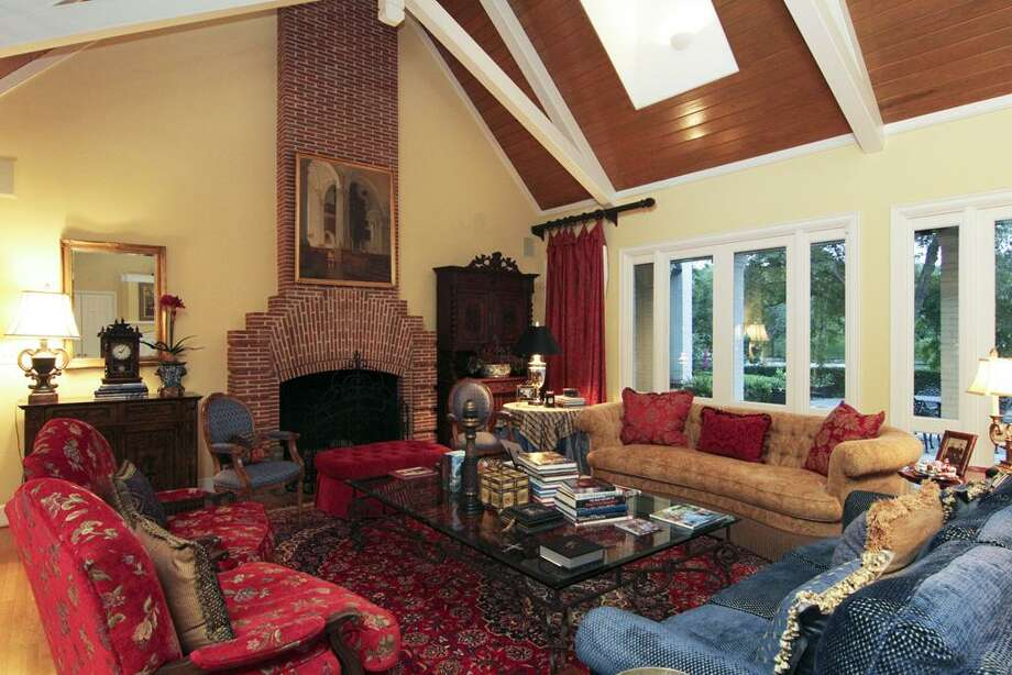 Listing agent:  Cindy Burns  See the listing here. Photo: HAR