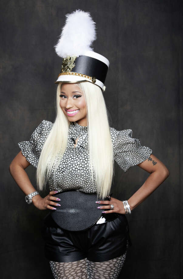 Nicki Minaj, season 12. Photo:   Michael Becker / FOX