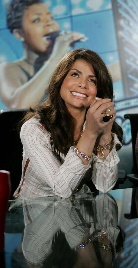 Paula Abdul, seasons 1-8. Photo: AP