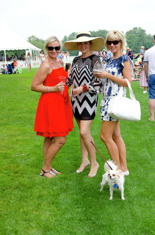 It's polo season. The first match of the year at the Greenwich Polo Club is on Sunday. Find out more.  Photo: Amy Mortensen / Connecticut Post Freelance