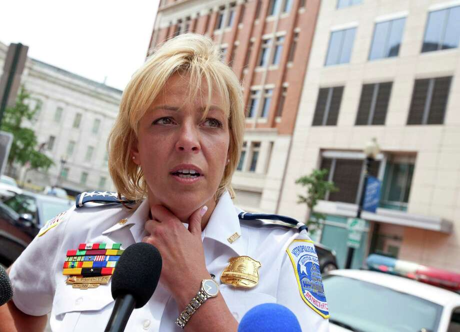 District of Columbia Police Chief Cathy Lanier requires that her officers interact with district residents. Photo: J. Scott Applewhite, Associated Press / AP