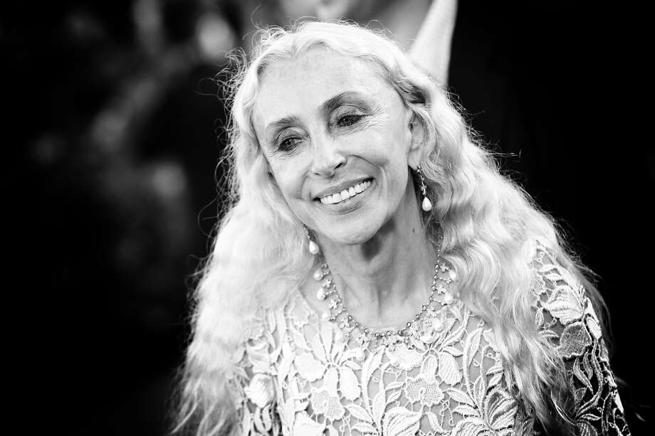 Franca Sozzani as she attends the Opening Ceremony And 'Gravity' Premiere during the 70th Venice International Film Festival on August 28, 2013 in Venice, Italy. Photo: Vittorio Zunino Celotto, Getty Images / 2013 Getty Images