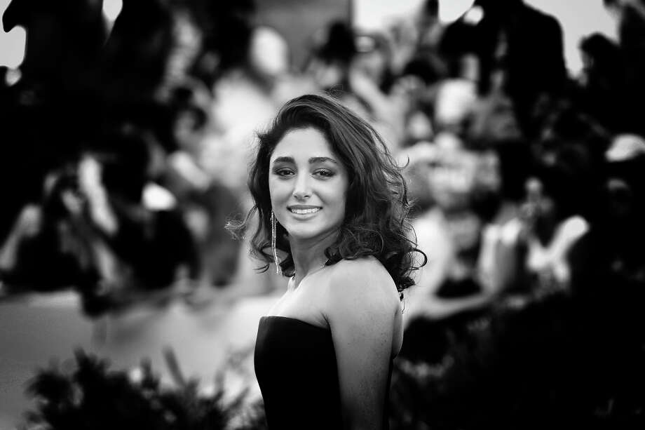 Actress and member of the Jury Orizzonti Golshifteh Farahani as she attends the Opening Ceremony And 'Gravity' Premiere during the 70th Venice International Film Festival on August 28, 2013 in Venice, Italy. Photo: Vittorio Zunino Celotto, Getty Images / 2013 Getty Images