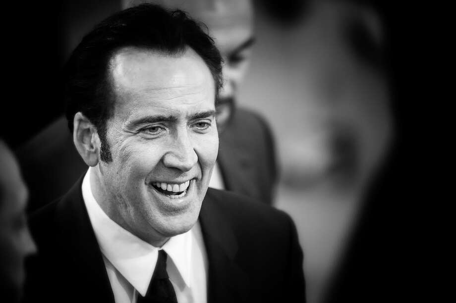 Actor Nicolas Cage attends the 'Joe' Premiere during The 70th Venice International Film Festival at Palazzo Del Cinema on August 30, 2013 in Venice, Italy. Photo: Gareth Cattermole, Getty Images / 2013 Getty Images
