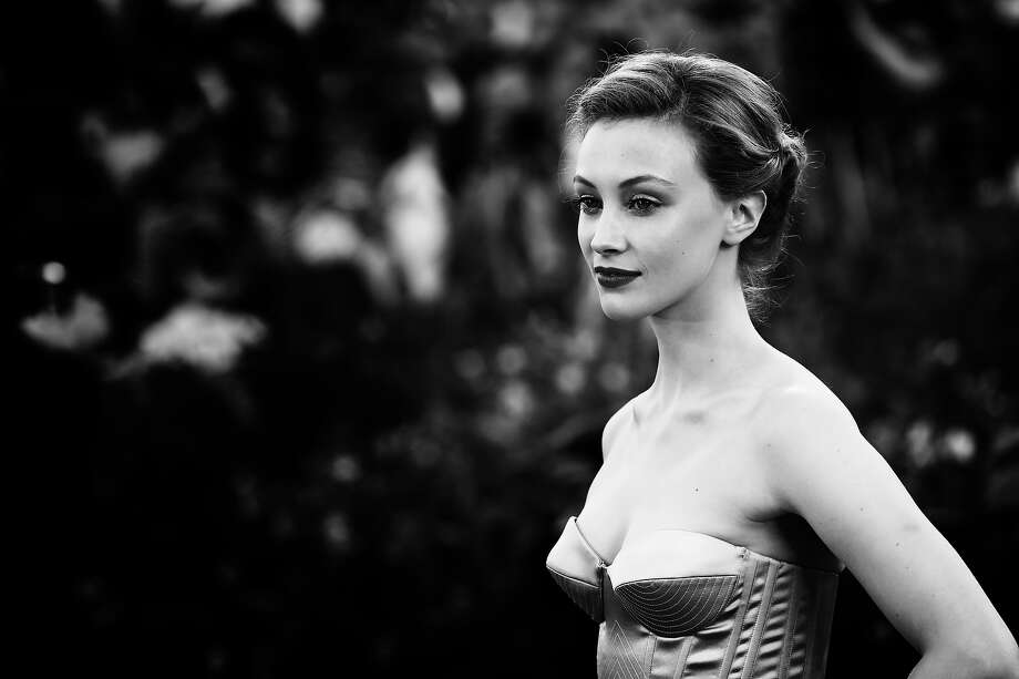 Actress Sarah Gadon who attends the 'Joe' Premiere during  the 70th Venice International Film Festival on August 30, 2013 in Venice, Italy. Photo: Vittorio Zunino Celotto, Getty Images / 2013 Getty Images