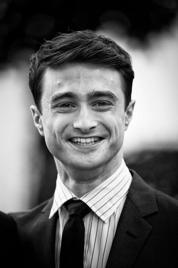 Actor Daniel Radcliffe attends 'Kill Your Darlings' Premiere during the 70th Venice International Film Festival at Palazzo Del Cinema on september 1, 2013 in Venice, Italy. Photo: Gareth Cattermole, Getty Images / 2013 Getty Images