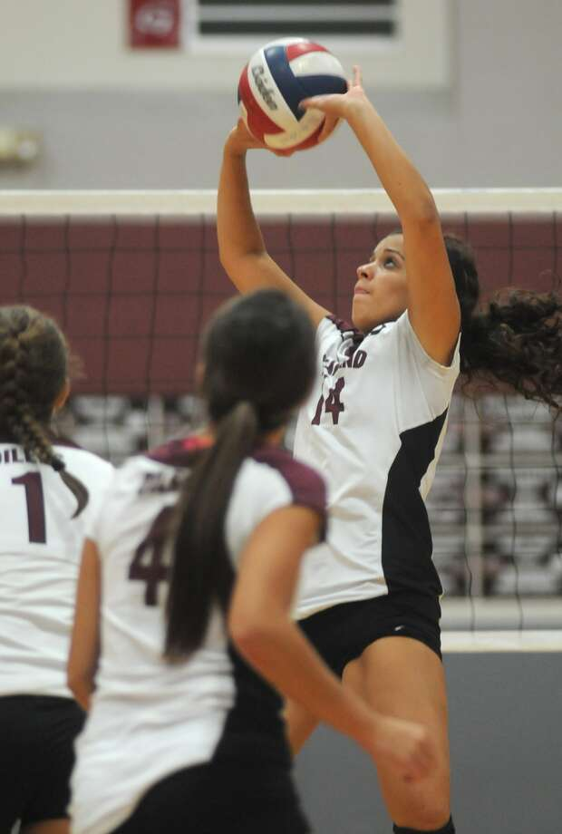 Pearland's Haley Morton is expected to return from a stress fracture around Sept. 18. Photo: Jerry Baker, Freelance