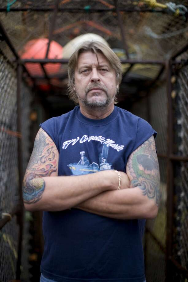 Captain Phil Harris was a popular star on the Discovery Channel's `Deadliest Catch.' The series gives viewers a look at life on fishing boats in Alaska. Photo: Blair Bunting, Getty Images