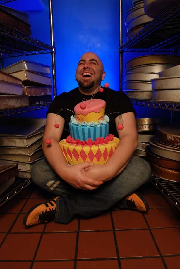 Pastry chef Duff Goldman found a big audience on Food Network's `Ace of Cakes.' Photo: Courtesy Photo