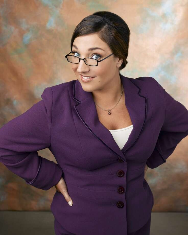 Jo Frost became the Supernanny on TV in England and the U.S. Photo: BOB D'AMICO, © 2004 ABC, INC.